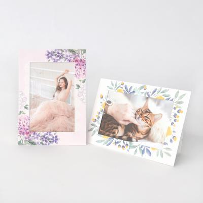 스탠딩 페이퍼프레임 - 4x6 블라썸 10매 (종이액자)