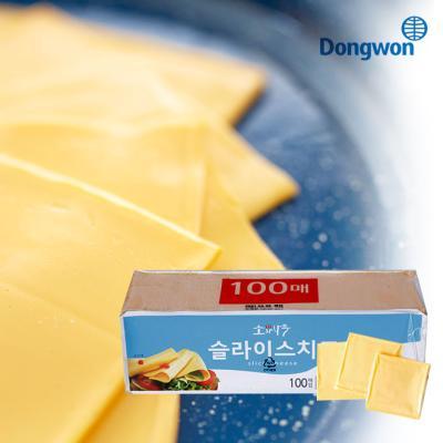 동원 슬라이스 치즈 (시그니처) 100매 1.8kg