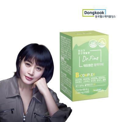 닥터화인 활력Fine/비타민 B_complex (1000mg x 60정)