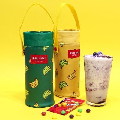 [스닐로스티치] 스닐로 바나나 보냉 물병 파우치