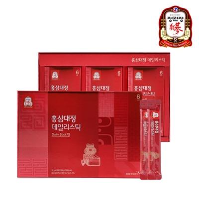 [정관장] 6년근 홍삼대정 데일리스틱 10gx30포