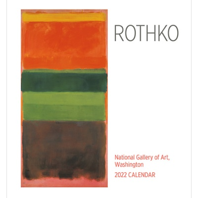 2022 미니캘린더 Rothko