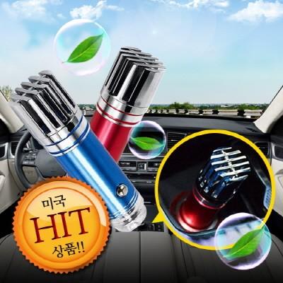 에코그린 차량용 음이온 공기청정기