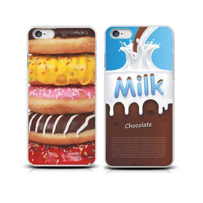 퍼니시리즈 도넛&쉐이크 시리즈(아이폰플러스6/6S)