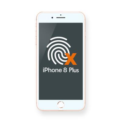 아이폰8 플러스 저반사지문방지 보호필름 BLACK LABEL
