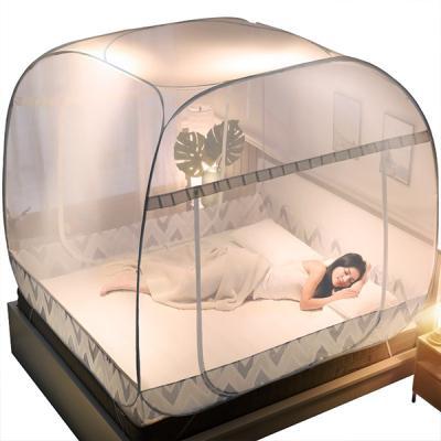 침대하우스 모기장 텐트(1.2x2.0)
