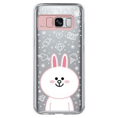 Galaxy S8/S8plus LINE FRIENDS CONY
