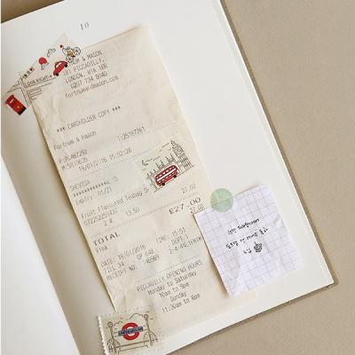 마스킹테이프 : stamp - 19 London