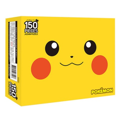 포켓몬스터 퍼즐 150피스 행복한 피카츄 직소퍼즐