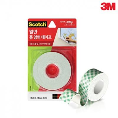 3M 스카치 폼 양면 테이프