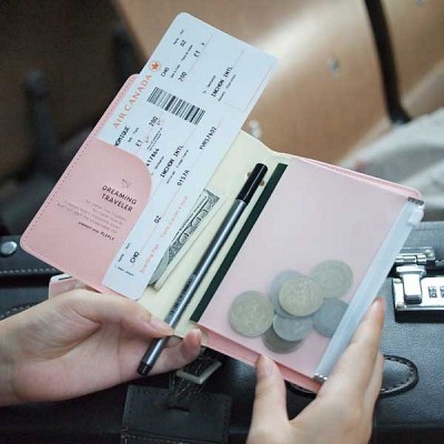 dreaming traveler passport(여권케이스)