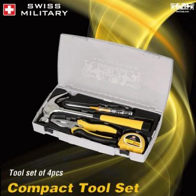 스위스밀리터리 4P 수공구세트 SMT-0015