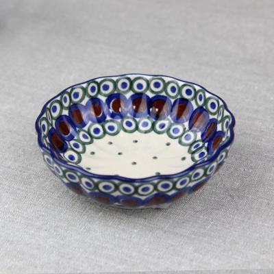 폴란드그릇 아티스티나 찬기 프릴볼 소 패턴497