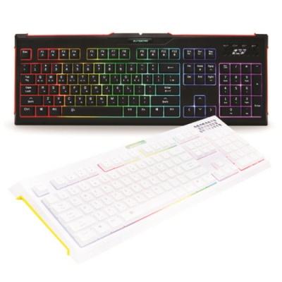 비프렌드 스펙트럼 LED 팬터그래프 게이밍 키보드 GK4 RGB (생활방수 / 7색 LED백라이트)