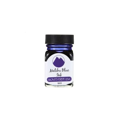 몬테베르데 병 잉크 블루 시리즈 말리부 블루 Malibu