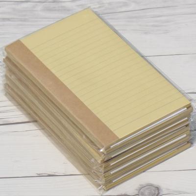 옥스포드 50매×10권 크라프트 리갈패드 수첩 ALP07502