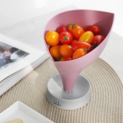 꽃받침 식재료 물빠짐컵 4color