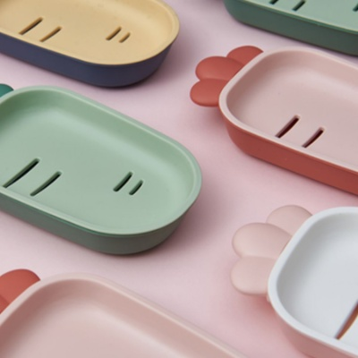 꼬마당근 비누받침 4color