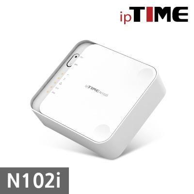 (아이피타임) ipTIME N102i 유무선공유기