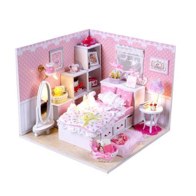 [adico]DIY미니어처 하우스 - 천사의 방