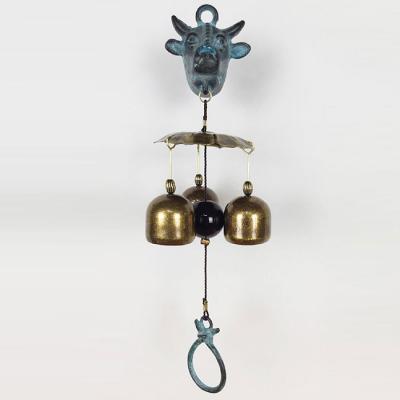 Bronze 청동 황소 문종 CH1563231