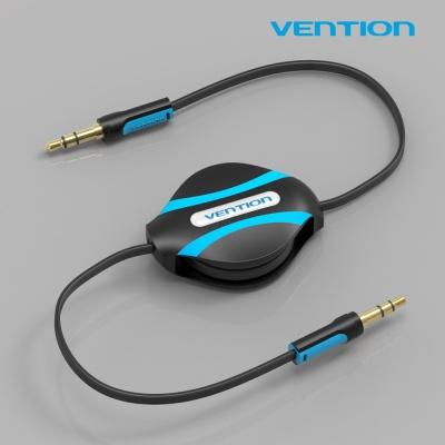 벤션 VENTION 6단 롤링 무산소 AUX 케이블/99.99% 순동 칼국수형 3.5mm 옥스 음악 오디오 케이블