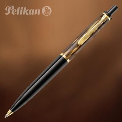 펠리칸 K200 브라운 마블 볼펜