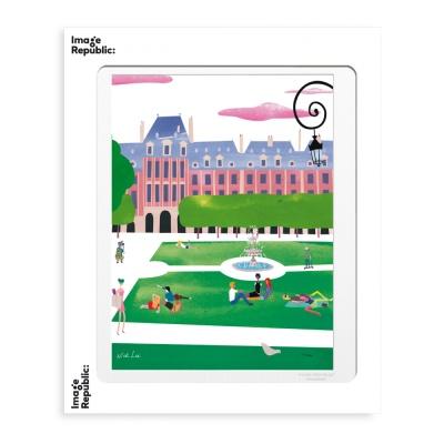 WLPP PARIS/PLACE DES VOSGES
