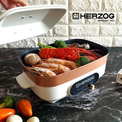 헤르조그 멀티쿠커 전기그릴 MCHZ-NL002