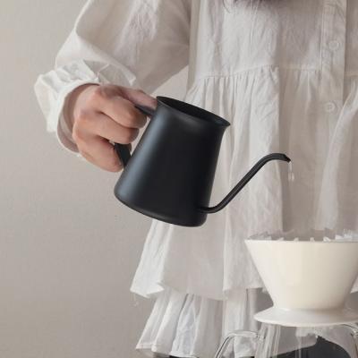 드립핑크 커피 드립주전자(드립포트 350ml) FLOR-350