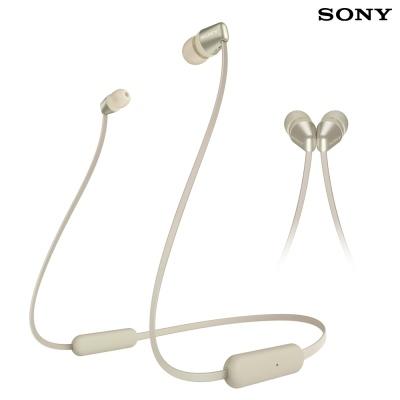 [소니e] WI-C310/초경량 넥타입 무선 이어폰 (화이트)