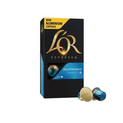 로르 디카페이나토 10캡슐 네스프레소 호환 캡슐커피