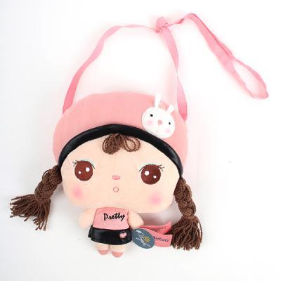 [더로라] 인형 소녀 어깨가방- D302