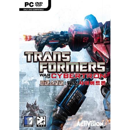[PC-BOX] 트랜스포머 워 포 사이버트론