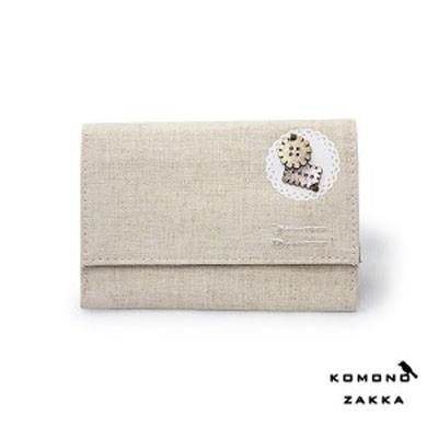 Komono Zakka Card Case - 케잌과 비스켓