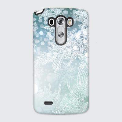 [듀얼케이스] Snow Crystal-C (LG)