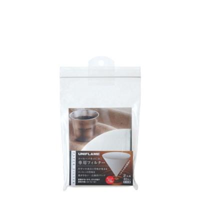 [유니프레임] 커피 바넷 전용 필터 (2인용) 여과지