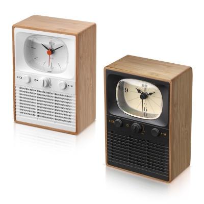 브리츠 아날로그 시계형 블루투스 스피커 BA-MK9