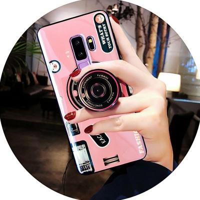 갤럭시노트20/울트라 커플 카메라 그립톡 젤리 케이스