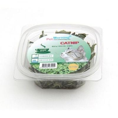 국내산 차마시는 고양이 캣닢 2g 잎차 물 사료 토핑