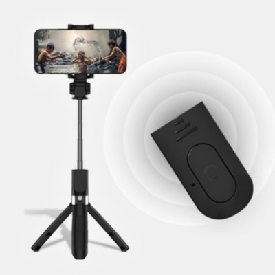4YOU 포유 튤립 블루투스 스마트폰 삼각대 셀카봉