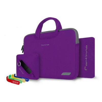 카티노 브레드 13.3인치 노트북 파우치 바이올렛
