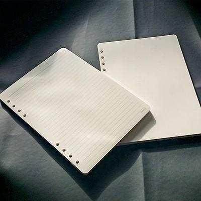 이마모리 B5 링바인더 노트 전용 리필속지(유무선선택)
