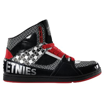 [etnies girls] OLLIE KING GIRLS X KIT SCARBO COLLABORATION (Black/Red/White)