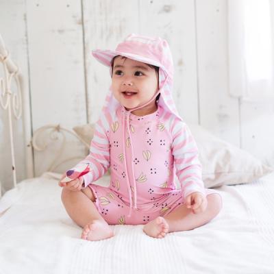 바나나 유아 래쉬가드(1-6세) 203813