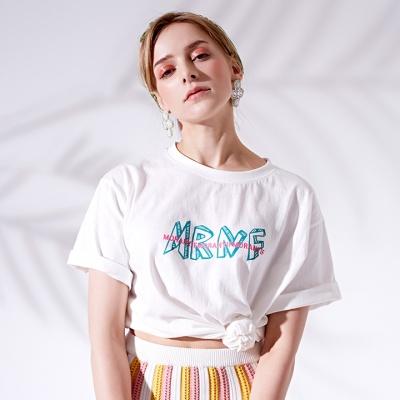 모라니프 썸머티셔츠 MORANYIF summer T-shirt_WHITE