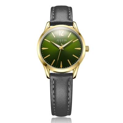 [쥴리어스공식] JA-983L 여성시계 가죽시계 커플시계