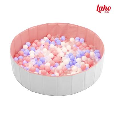 [라호] 접이식 놀이매트 핑크  / 볼풀장 / 물놀이풀장