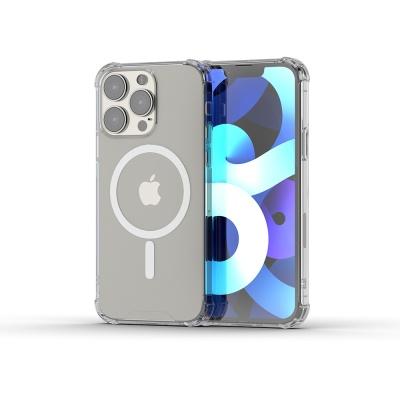 아이폰 13 pro 아이스핏 매그 맥세이프 투명 케이스