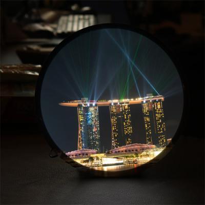 ne511-LED액자25R_마리나베이샌즈호텔